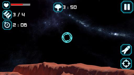 卫星激光攻击---太空枪射击3D