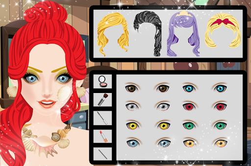 人魚公主美容沙龍|玩模擬App免費|玩APPs