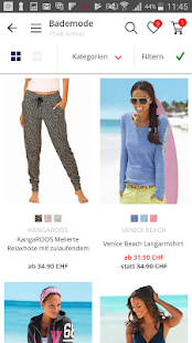 QUELLE: Mode & Möbel Shopping Trends- screenshot thumbnail