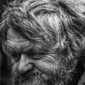 by Zlatko Gašpar - People Portraits of Men (  )