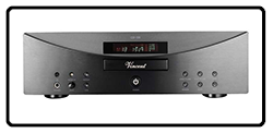 CD-S8, Hybrid CD-Player from Vincent Audio in the UK