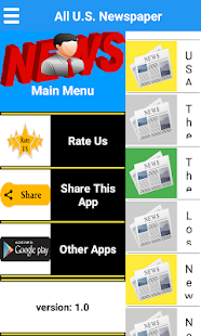 U.S Newspapers for PC-Windows 7,8,10 and Mac apk screenshot 20