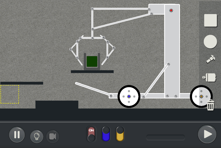 Machinery - Physics Puzzle- screenshot