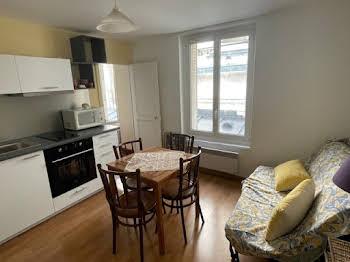 Appartement meublé 2 pièces 27,58 m2