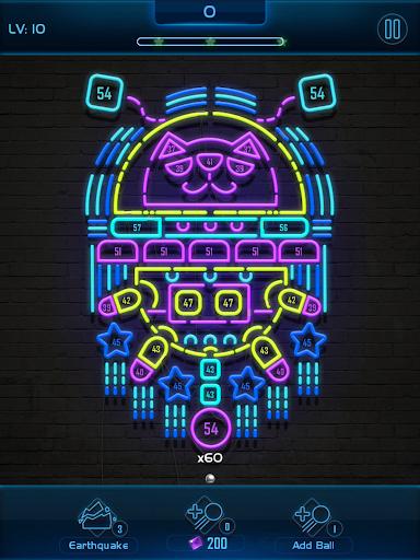 Neon n Balls apkpoly screenshots 11
