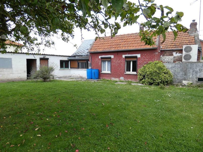 Vente maison 3 pièces 75 m² à Eppeville (80400), 84 300 €