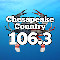 106.3 Chesapeake Country WCEM icon