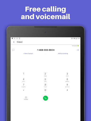 Text free - Free Text + Call 8.7 screenshots 8