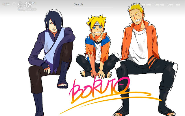 Boruto Naruto Next Generations Wallpapers HD