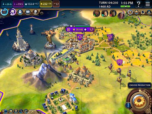 Civilization VI - Build A City   Strategy 4X Game  screenshots 8