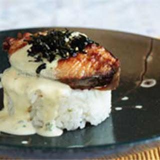 Fried Spanish Mackerel with Wasabi Mayo