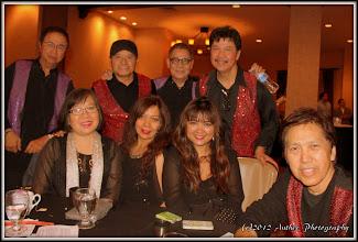 Photo: Purple & Hearts Band (aka the Filipino band)