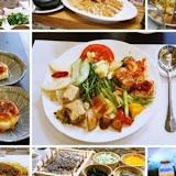 石坊健康蔬食庭園餐廳
