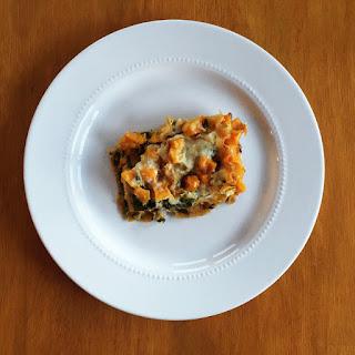 Butternut Squash and Spinach Lasagna Recipe
