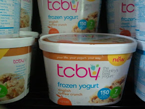 Photo: My favorite TCBY flavor is the English Toffee!