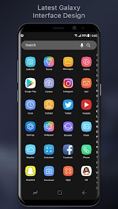 S9 Galaxy Launcher for Samsung 4.7.0.687_50131 Mod APK Updated 2