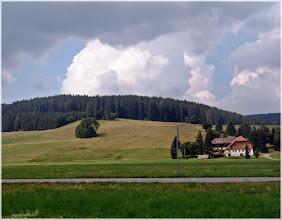 Photo: Paisaje de la Selva Negra. Alemania http://www.viajesenfamilia.it/Alsacia.htm