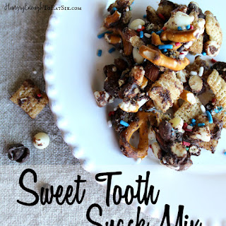 Sweet Tooth Snack Mix