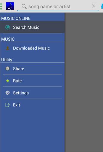 MP3音楽ダウンロード