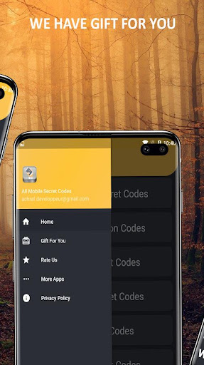 All Mobile Secret Codes screenshot 2