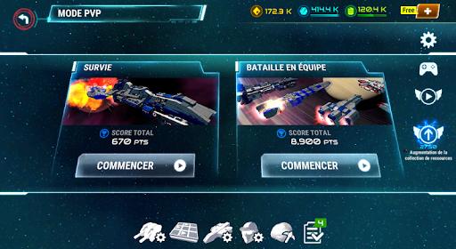 Starship Battle  captures d'écran 2
