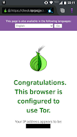 Screenshot of Orxy: Tor Proxy