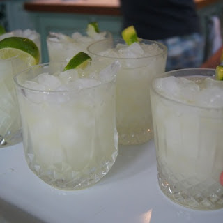 TANGY LIMEMADE.
