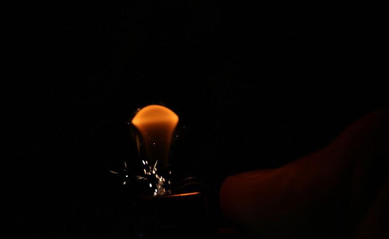 L'accendino! di Denis Pedrotti