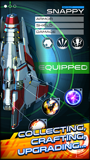 Space Warrior: The Origin screenshot 4