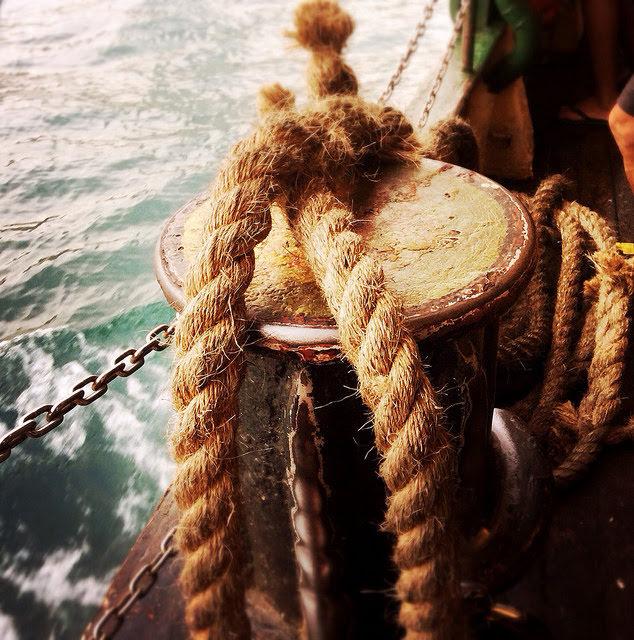 anchor, hong kong, Ropes, Star Ferry, 天星小輪, 纜, boat
