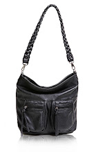 Photo: Black Lyric camera + iPad bag! www.epiphaniebags.com
