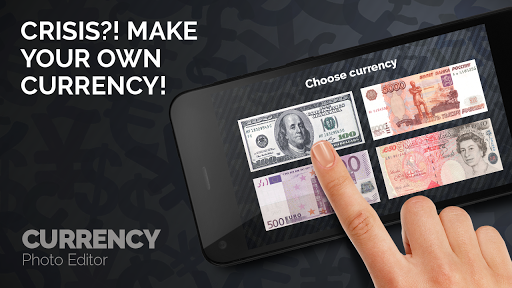 Currency Photo Editor