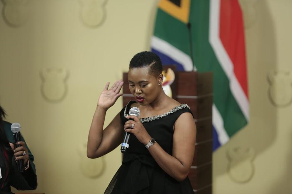 Ndabeni-Abrahams not doing a 'Stella' job at SABC, say MPs during debate - TimesLIVE
