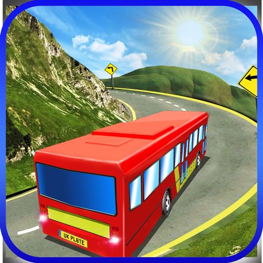模拟のクレイジーバスドライバ:ヒルクライム LOGO-記事Game