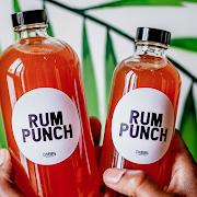 Chubby's Rum Punch 8oz