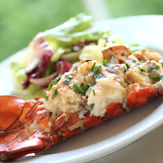 Beth's Lobster Thermidor