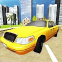 Taxi Simulator 3D Free icon