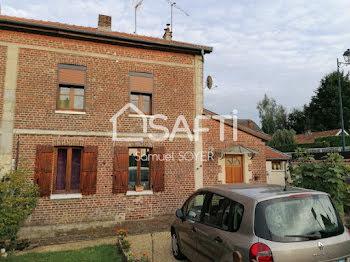 maison à Tergnier (02)