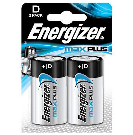 Batteri Energizer Max D 2/fp