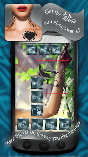 玩免費娛樂APP|下載紋身設計貼紙應用 app不用錢|硬是要APP