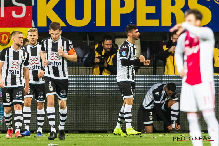 Osman bezorgt Ajax fameuze kater, Feyenoord veegt de vloer aan met De Graafschap