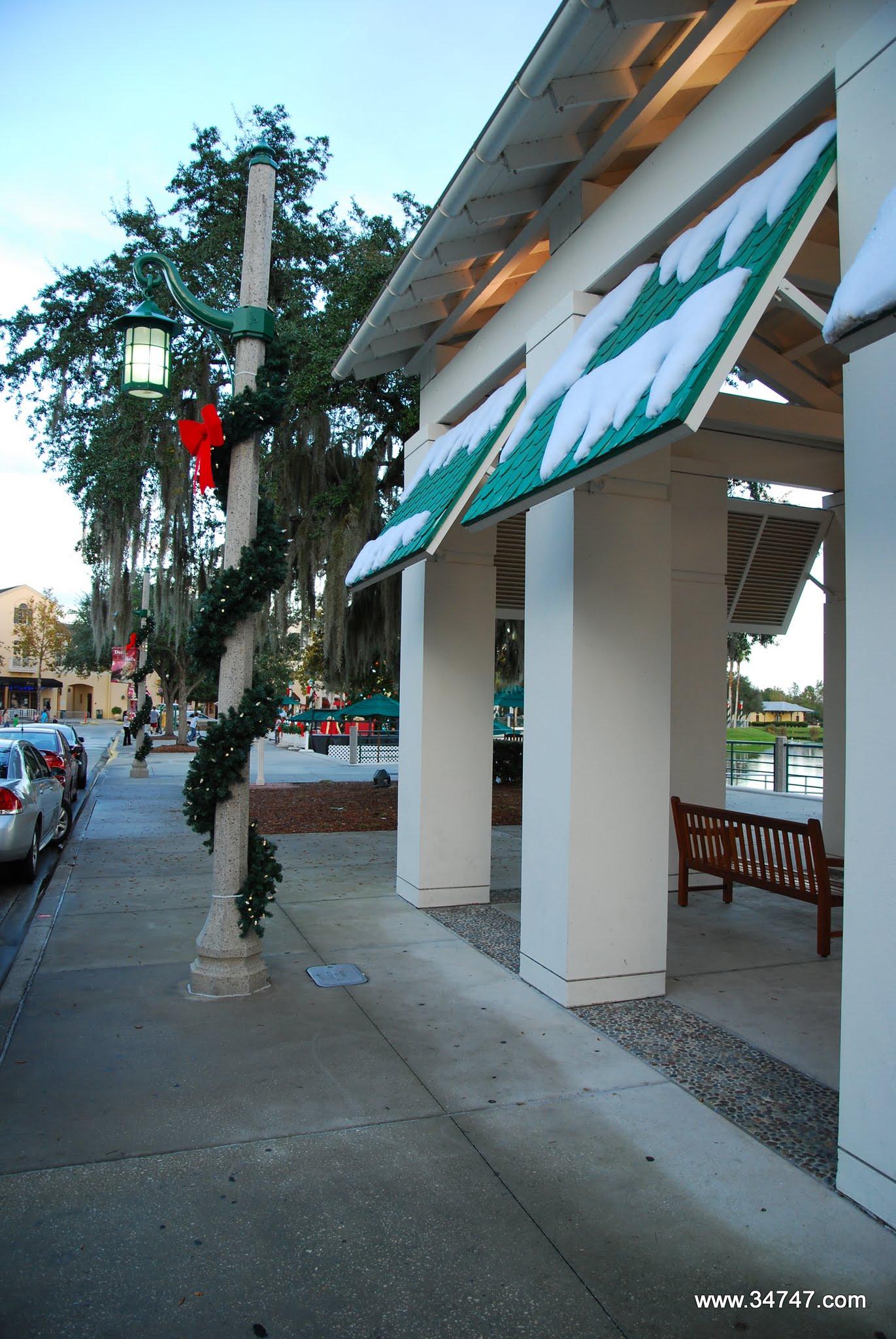 Photo: Front Street, Town Center, Celebration, FL