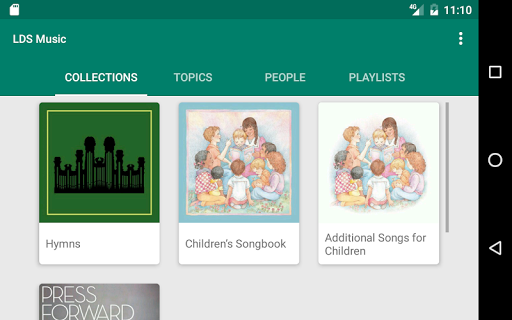 LDS Music screenshot