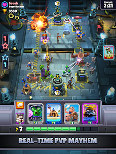Chaos Battle League 1.4.0 MOD (Mod Unlocked) Apk 6