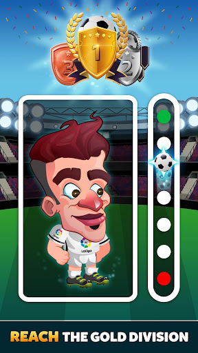 Head Soccer La Liga 2018 screenshot 5