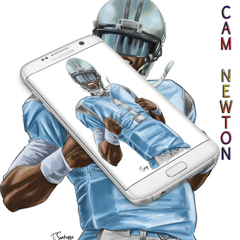 Cam Newton Wallpaper Nfl Hd Apk 100 Download Free Art