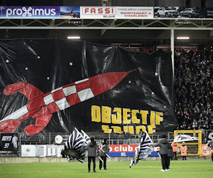 """We won the Croky Cup"" : Charleroi se prend au jeu et imite Donald Trump"