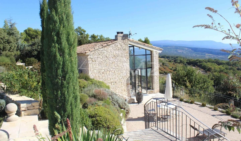 Villa avec piscine Murs
