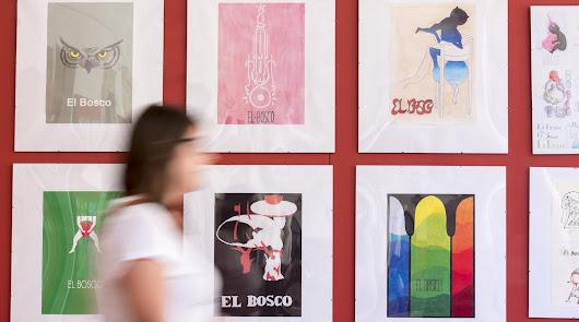 El Bosco se adueña de la Escuela de Arte