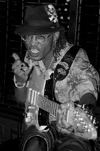 Photo: Rock on!  I met Tony on the street in Vegas, this dude can play. He told me he could play anything so I asked him for a little SRV and he nailed it! Not many people can play Stevie at the drop of a hat but this guy can. He sits every night and plays for the street. Along with his guitar and his dog he gets along just fine. His attitude is fantastic and his chops are even better.  #psw2012